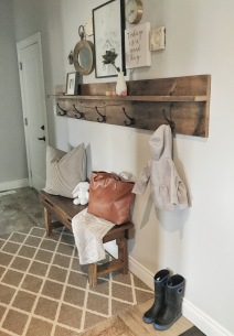 Mudroom refresh